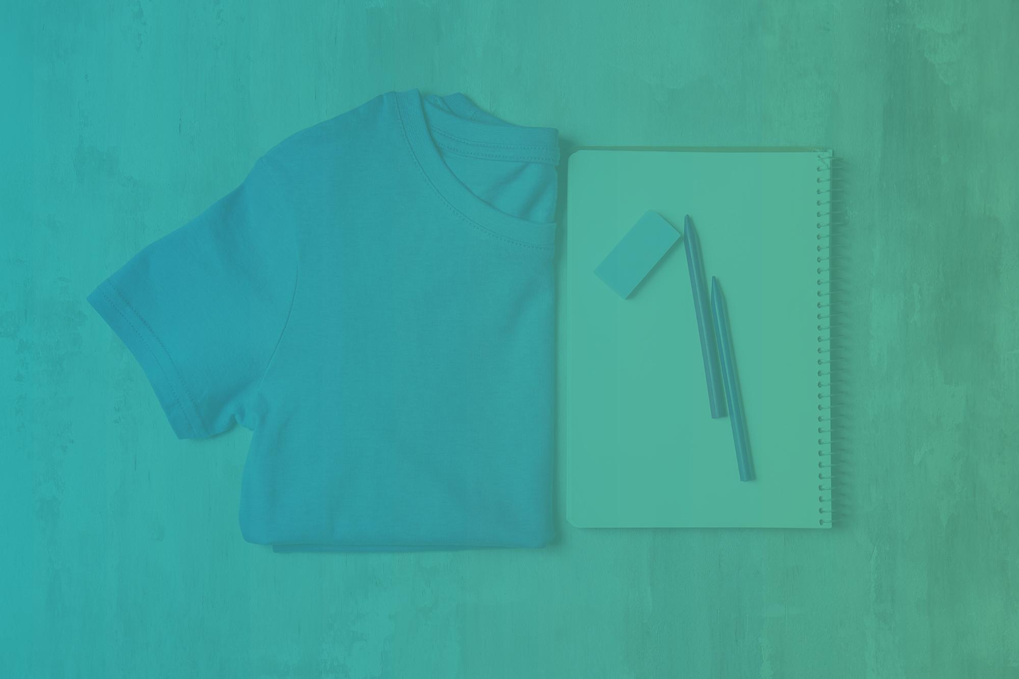 Objets, textiles personnalisés