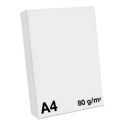 Ramette A4 papier blanc*