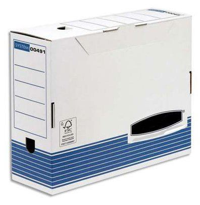 Boites d'archives montage automatique