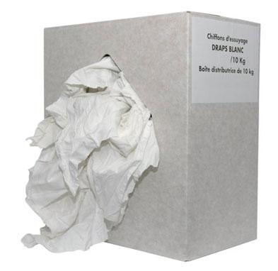 Chiffon drap coton