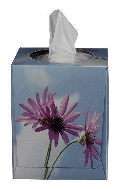 Cube mouchoirs parfumés