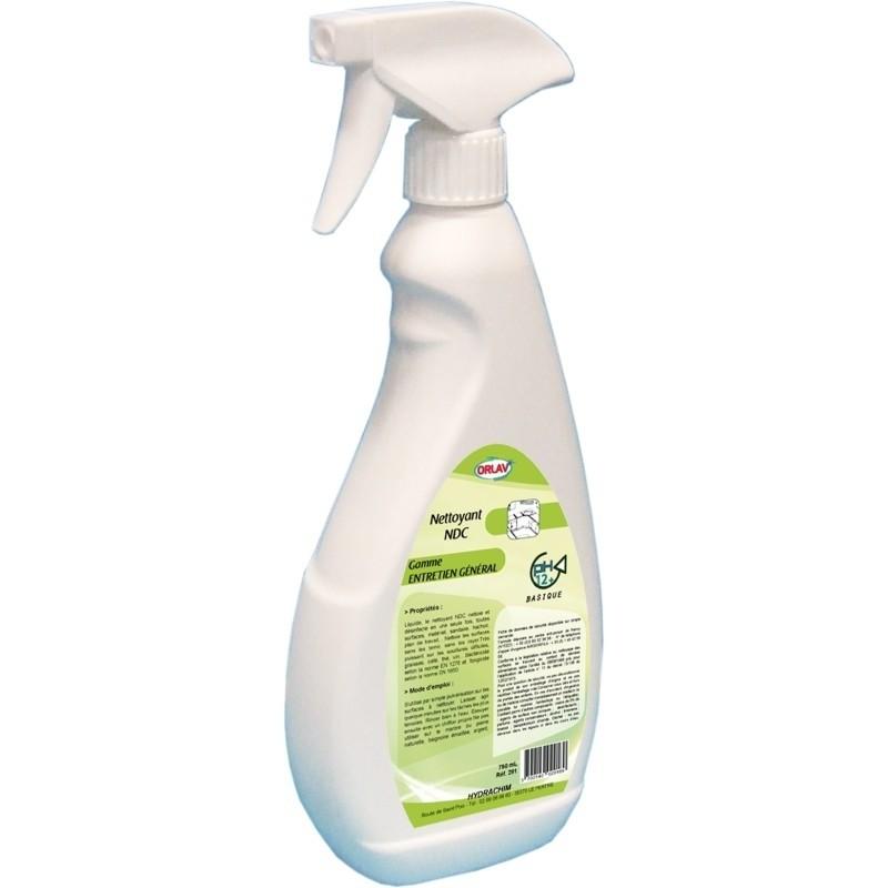 Nettoyant désinfectant