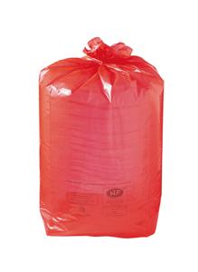 Sacs poubelles - basse densité colorés