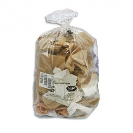 Sacs poubelles - transparents